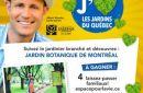 CONCOURS J'AIME LES JARDINS DU QUÉBEC Le jardinier branché découvre LE JARDIN BOTANIQUE DE MONTRÉAL!