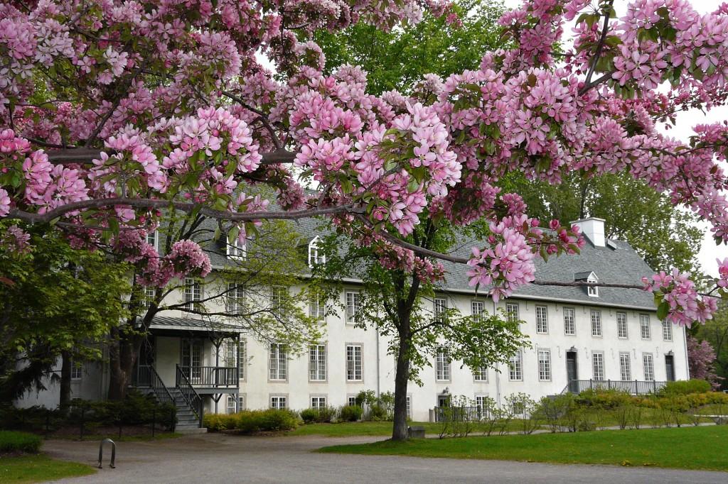 Domaine de maizerets for Jardin quebec
