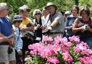 Visite au Jardin avec Larry Hodgson